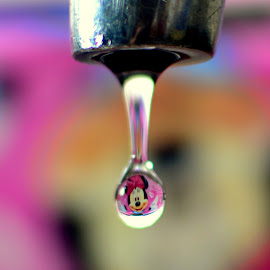 by Manoj Kulkarni - Abstract Water Drops & Splashes ( water, minnie, drop,  )