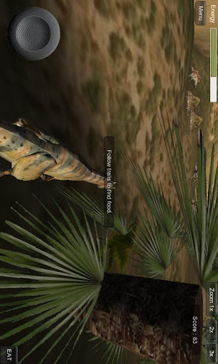 Dino Attack 3D - screenshot