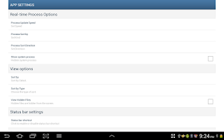 Screenshot of Android File Manager Pro