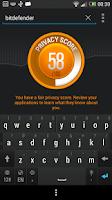 Screenshot of Clueful Privacy Advisor