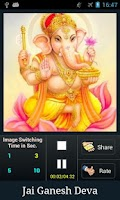 Screenshot of Ganesh Aarti