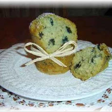 Blueberry Muffins (Gluten, Dairy and Egg Free)