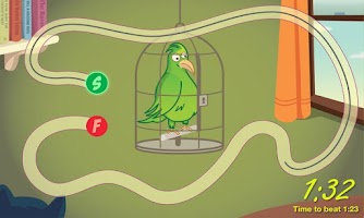 Screenshot of Free the Bird