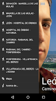 Screenshot of Camino Santiago en León