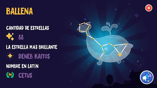 Astronomía Infantil: Star Walk Screenshot