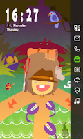 Screenshot of Porter'sAdventure Locker Theme