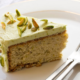 Pistachio Cake Icing Recipes