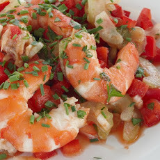 Cook the Book: Raoul's Shrimp Salad
