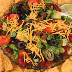 Good for You Taco Salad