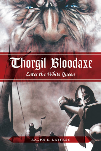 Thorgil Bloodaxe, Enter the White Queen cover