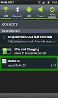 Screenshot of Radio ZU Live