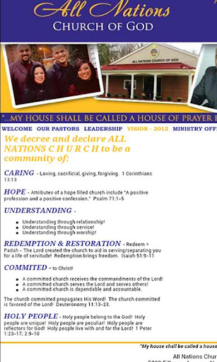 All Nations Church of God