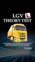 Screenshot of LGV Theory Test (UK)