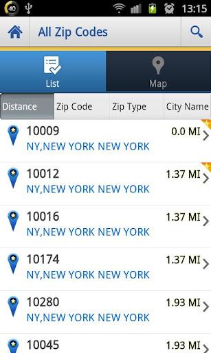 【免費工具App】US Zip codes Lite-APP點子