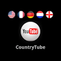 CountryTube icon