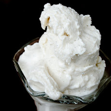 Mr. Softee-Style Vanilla Bean Soft Serve