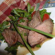 Beer and Brown Sugar Steak Marinade