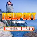 Newport RI Restaurant Locator icon