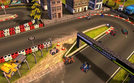 Bang Bang Racing THD - screenshot