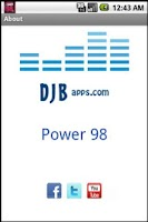 Screenshot of Power 98