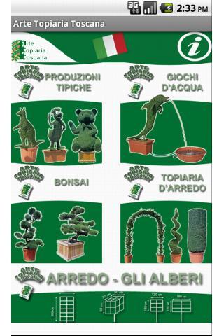 Arte Topiaria Toscana