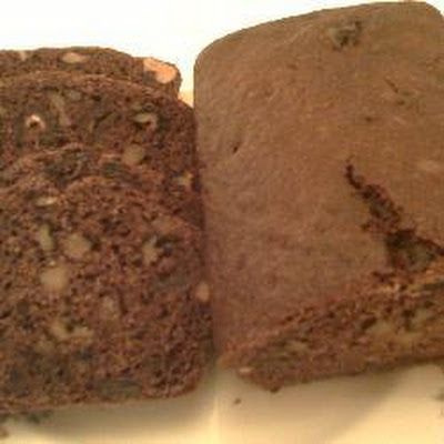 Wholemeal Ginger Date And Walnut Loaf