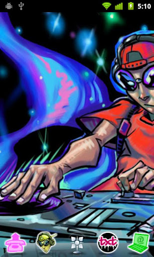 HipHop Style DJs Theme