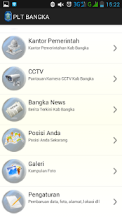 PLT BANGKA - screenshot
