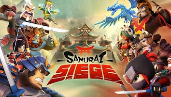Screenshot of Samurai Siege