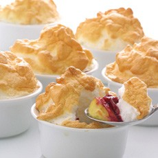 Individual Queen of Puddings