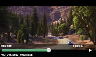 Screenshot of HD Video Player