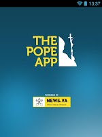 Screenshot of The Pope App