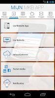 Screenshot of Mijn MKB App