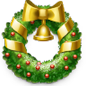 Christmas Songs and Wallpapers icon
