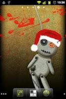 Screenshot of Voodoo Winter Live Wallpaper