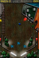 Screenshot of Arkham Pinball