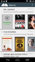 Screenshot of E-Books Reader App - Free