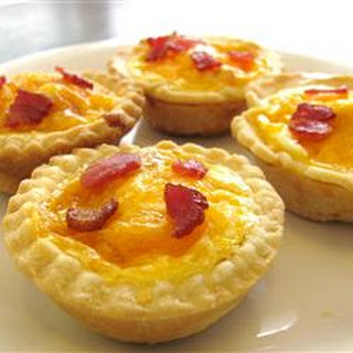 Bacon and Egg Breakfast Tarts