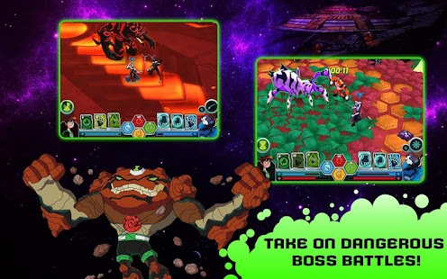 Free Wrath of Psychobos - Ben 10 APK for Windows 8