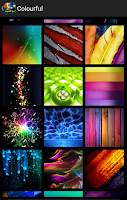 Screenshot of Smart HD Wallpapers Background