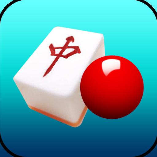 街机の麻雀とボール LOGO-記事Game