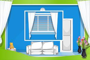 Screenshot of Trendy Room Escape