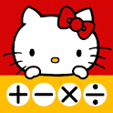 Hello Kitty Calculator icon
