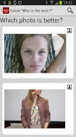 Screenshot of Red string of fate-meet people
