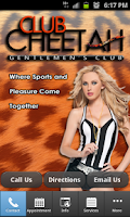 Screenshot of Club Cheetah