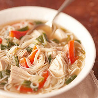 5-Spice Chicken Noodle Soup