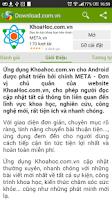 Screenshot of Download.com.vn