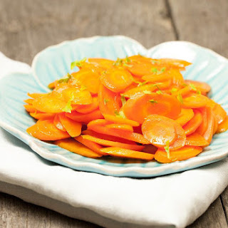 Caramelised Carrots Recipes