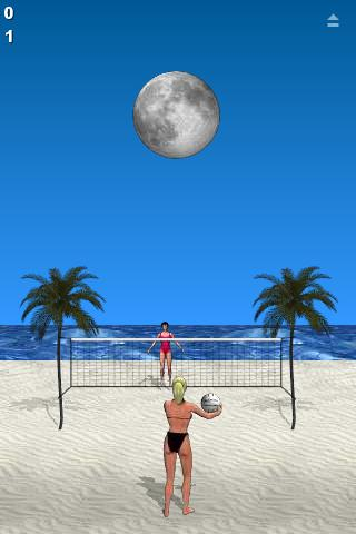 【免費體育競技App】Beach Volleyball Lite-APP點子