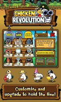 Screenshot of Chicken Revolution